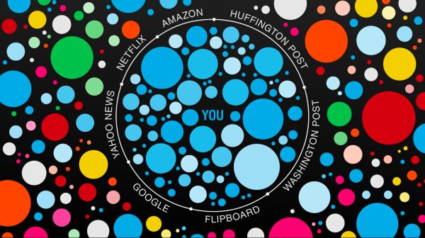 فقاعة الترشيح Filter Bubble كيف شركات الانترنت تعرف عنك اكثر مما تعرف عن نفسك؟