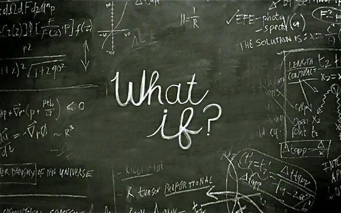 ماذا لو؟