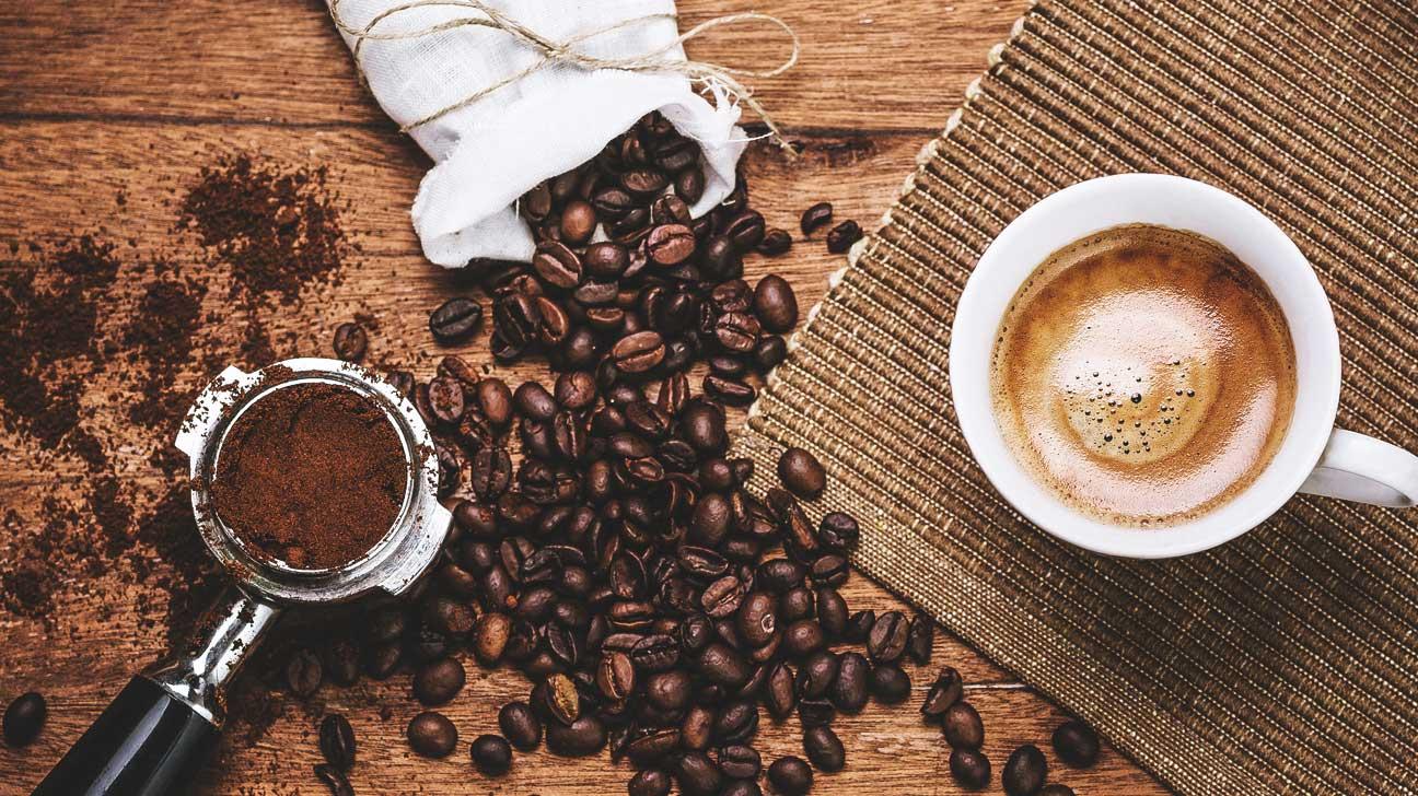 رحلة كوب القهوة